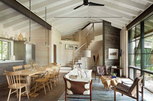 New Trends for Interior Design Of Cottage House 2021