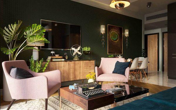 stylish in interior design trends 2020