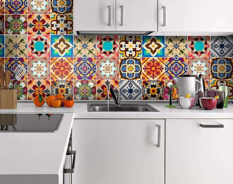 The Most Beautiful Backsplashes for Kitchen Trends 2021
