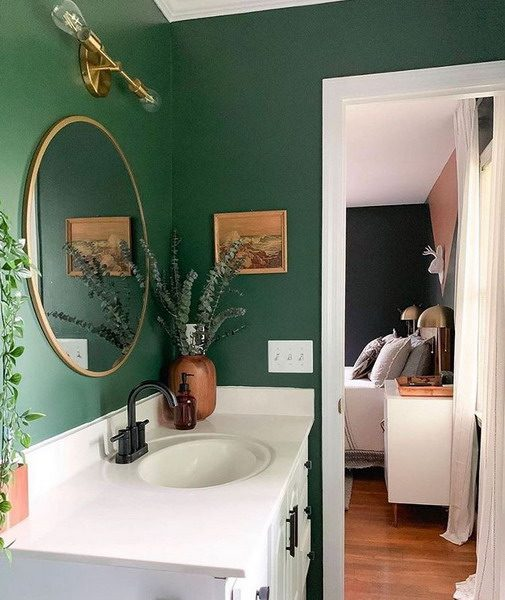 Painting Walls in the Interior Trends 2020