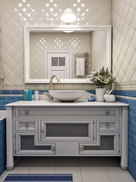 Beautiful Bathroom Design Trends 2021