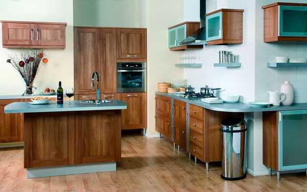 New Modern Kitchen Interior Colors - Kitchen design trends 2021-2022