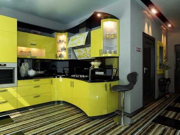 New Modern Kitchen Interior Colors - Kitchen design trends 2021-2022