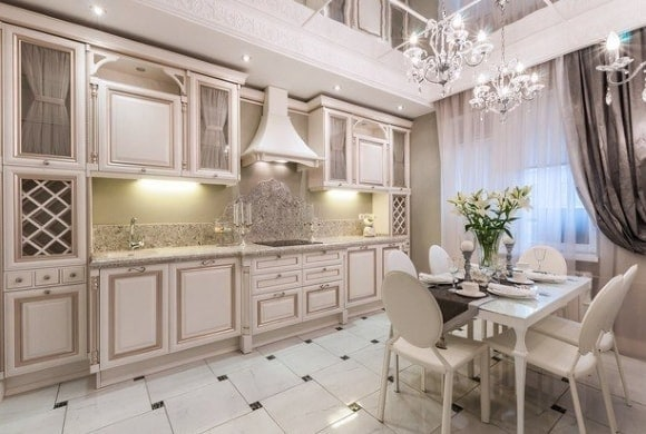 New Kitchen Interior Decor Design Trends 2022-2023