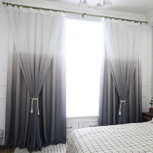 Fashionable curtains 2022