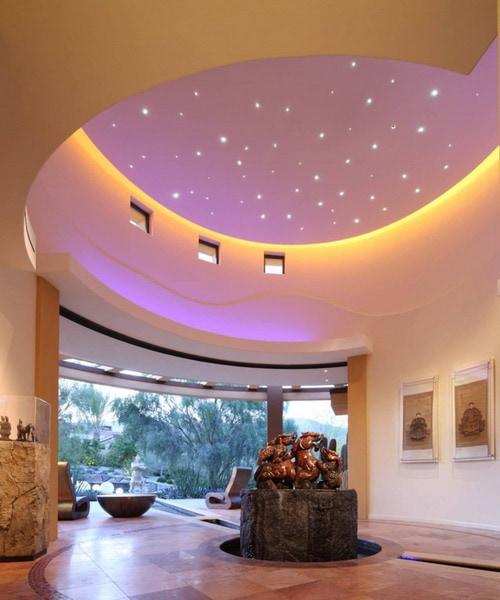 Beautiful Ceiling Design - Stylish Novelties And Popular Trends Of 2022