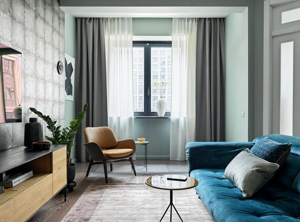 What Curtains Are In Fashion In 2022: Design, And Trends